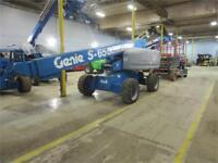 2006 // Genie S65 // Telescopic Boom Lift - Straight Boom Lift City of Toronto Toronto (GTA) Preview