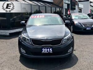 2015 KIA OPTIMA LX WITH BLUETOOTH