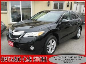 2013 Acura RDX AWD TECH PKG. NAVIGATION LEATHER SUNROOF