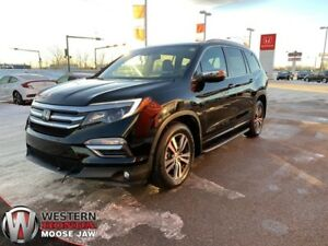 2016 Honda Pilot EX-L AWD- Leather, Sunroof, 8 Pass!