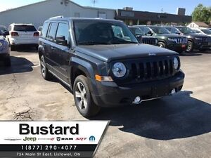 2016 Jeep Patriot High Altitude | DEMO | Sunroof | Leather