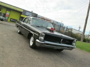 1963 Pontiac Laurentian Satin Black 2 Speed Automatic Sedan Epping Whittlesea Area Preview