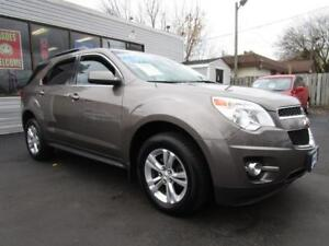2011 CHEVROLET EQUINOX LT * ONLY 139,000 KMS * CLEAN CARPROOF !!