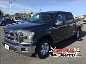 Ford F-150 XLT CREW CAB A/C MAGS 2015