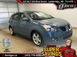 Used 2009 Pontiac Vibe 4dr Wgn FWD-LOW MILEAGE