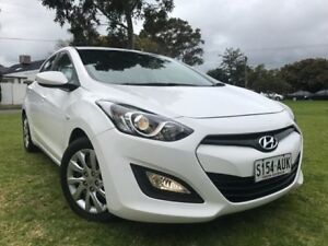 2012 Hyundai i30 GD Active White 6 Speed Manual Hatchback Somerton Park Holdfast Bay Preview