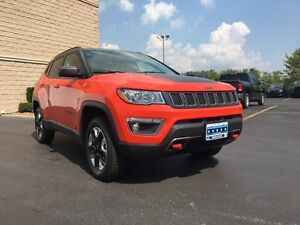 2017 Jeep All-New Compass Trailhawk