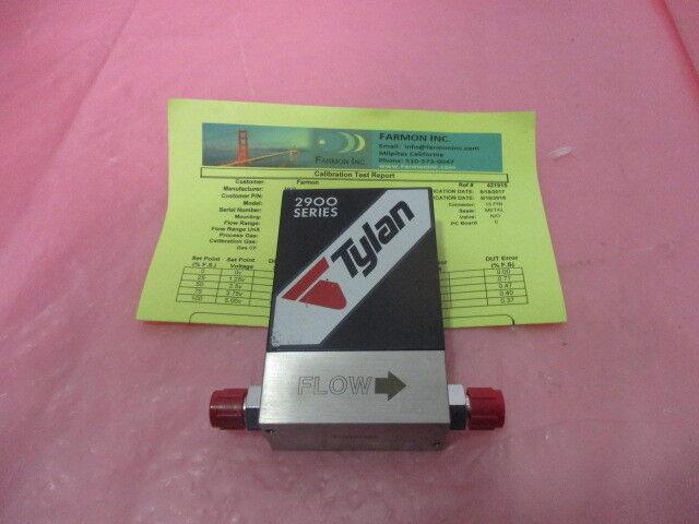 Tylan PC-5900UV MFC, HE, 50 SCCM, 2900 Series, LAM 797-62046-103, 321763