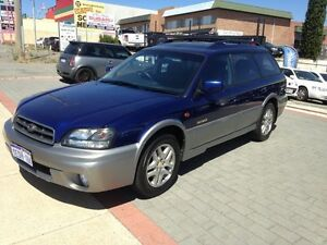 2001 Subaru Outback Wagon Wangara Wanneroo Area Preview
