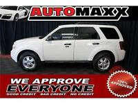2012 Ford Escape XLT $135 Bi-Weekly! APPLY NOW DRIVE NOW!
