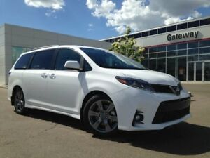 2018 Toyota Sienna SE Technology Package