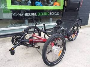 Greenspeed Magnum Electric Recumbent Trike - Reduced from $5499 St Kilda Port Phillip Preview