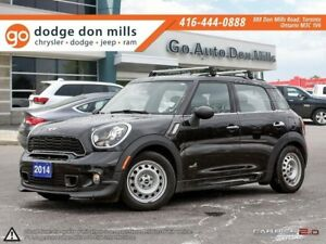 2014 MINI Cooper Countryman Cooper Countryman S - AWD - 4 cylind