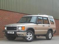 2001 Land Rover Discovery 2.5Td5 5st Td5 GS (5 seat)