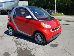 2008 Smart Fortwo Passion-----7.580km-certifie-COMME NEUF