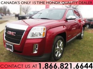 2014 Gmc Terrain SLE | FWD | 1 OWNER | NO ACCIDENTS
