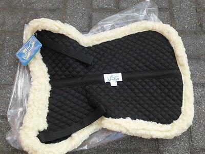 Springkissen,Sattelunterlage von USG mit Kunstfell,pflegeleicht !! online kaufen