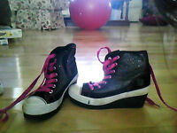 kids size1 shake it up shoes