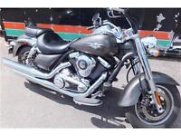 2013 KAWASAKI VULCAN 1700 CLASSIC WITH BACKREST **LOW KMS