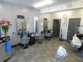 Hairdressers business for sale