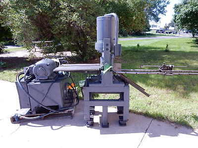 45 Ton Whitney Model 609-10 Hydraulic Shear