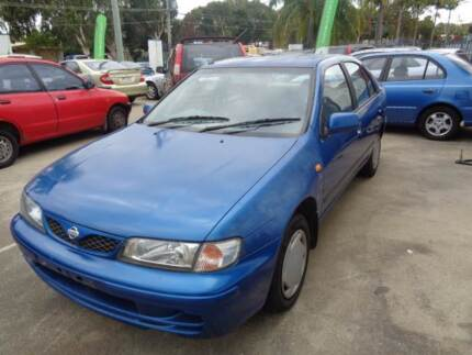 1998 Nissan Pulsar Sedan Clontarf Redcliffe Area Preview