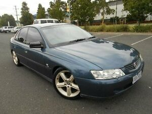 2003 Holden Commodore VY Executive Blue 4 Speed Automatic Sedan Maidstone Maribyrnong Area Preview