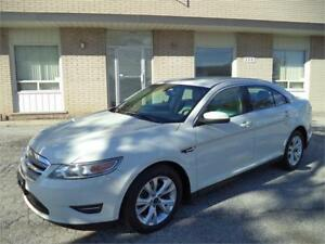 2010 Ford Taurus SEL AWD ACCIDENT FREE FINANCING AVAILABLE