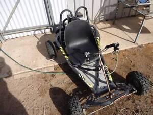 5 hp go kart North Beach Copper Coast Preview