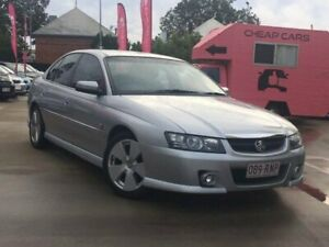 2005 Holden Calais VZ Silver 5 Speed Sports Automatic Sedan South Toowoomba Toowoomba City Preview