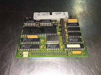 Hurco / Intel PC  Board, PBA 146119-002, PSBX 354, Used, WARRANTY