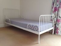 Bed to suit child 7-13 yrs old