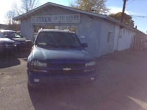 2005 Chevrolet TrailBlazer LT Fully Certified! No accidents!