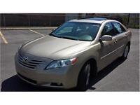 2007 Toyota Camry XLE Cuir, Toit, Mags.. 76,000km!! SUPER PROPRE