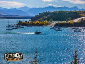 Recreational Cottage Lots - CottageClub, Ghost Lake, Alberta