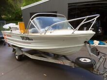 Great family Fishing/skiing boat Mangrove Mountain Gosford Area Preview