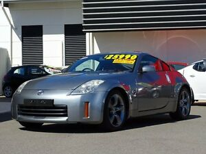 2007 Nissan 350Z Z33 MY06 Touring Silver 5 Speed Sports Automatic Coupe Garbutt Townsville City Preview