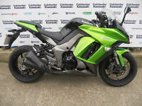 """Kawasaki Z1000SX """"62 Plate"""" Good Condition and only 11225 miles"""