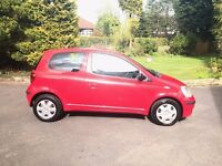 TOYOTA YARIS AUTOMATIC, 54 REG, 46K MILES, FSH, HPI CLEAR, NEW CLUTCH, DRIVES MINT