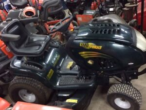 Used Yardworks Lawn Tractor