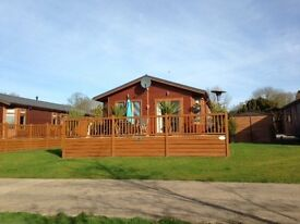 Luxury Lakeside Lodge - superb lake views - peaceful and secluded location