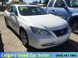 2008 Lexus ES350  Premium Package