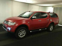 Mitsubishi L200 2.5DI-D Barbarian BUY FOR ONLY £51 A WEEK, FINANCE £0 DEPOSIT