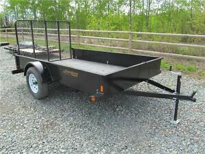 SIDE x SIDE TRAILER  HUGE SALE! Prince George British Columbia image 2