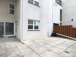 Very Bright And Spacious 3Bdrm, 2 Bath Stacked Townhouse