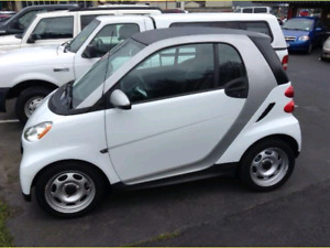 2013 Smart Fortwo pure.