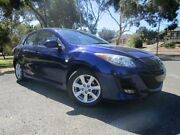 2009 Mazda 3 BL10F1 Maxx Activematic Blue 5 Speed Sports Automatic Hatchback Old Reynella Morphett Vale Area Preview
