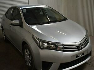 2014 Toyota Corolla ZRE172R Ascent Silver Ash 7 Speed CVT Auto Sequential Sedan Salisbury Plain Salisbury Area Preview