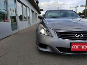 2008 INFINITI G37s Coupe Sport Manual Accidnt free Certified