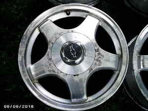 "16"" Aluminum Rims Peterborough Peterborough Area image 4"